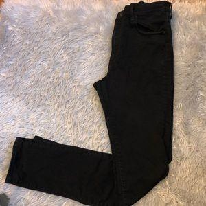H & M Womens Shaping Skinny Jeans - Black